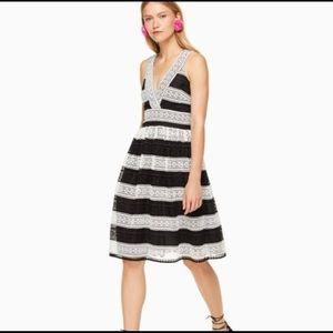 Kate Spade ♠️ color block dress